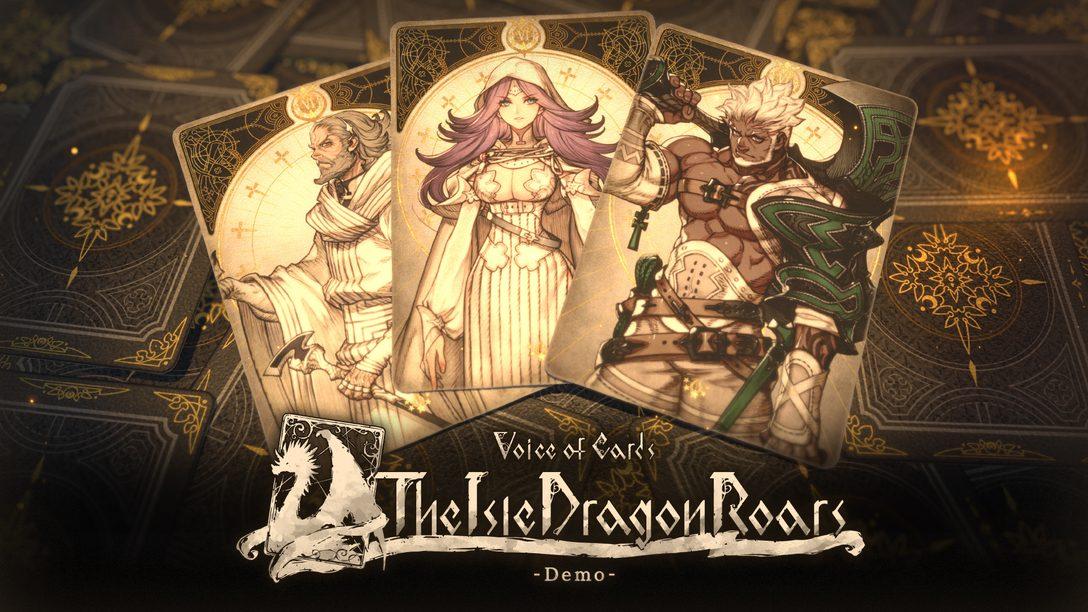 """Alles, was ihr über """"Voice of Cards: The Isle Dragon Roars"""" wissen müsst."""