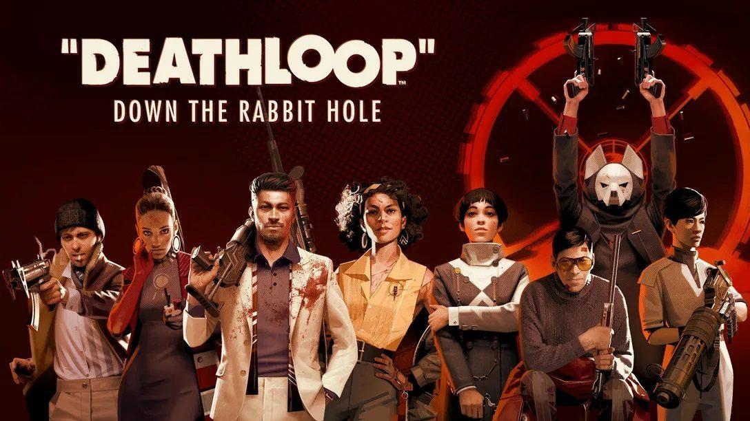 Wir stellen vor: Die Charaktere und Waffen von Deathloop
