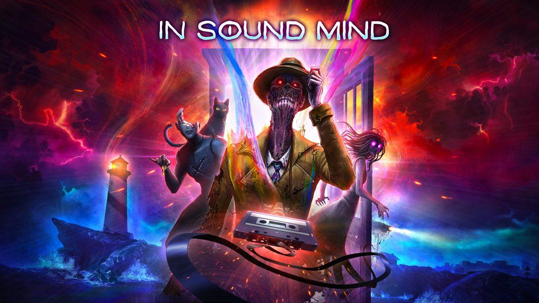 Der anspruchsvolle Puzzle-Psycho-Thriller In Sound Mind ist jetzt verfügbar