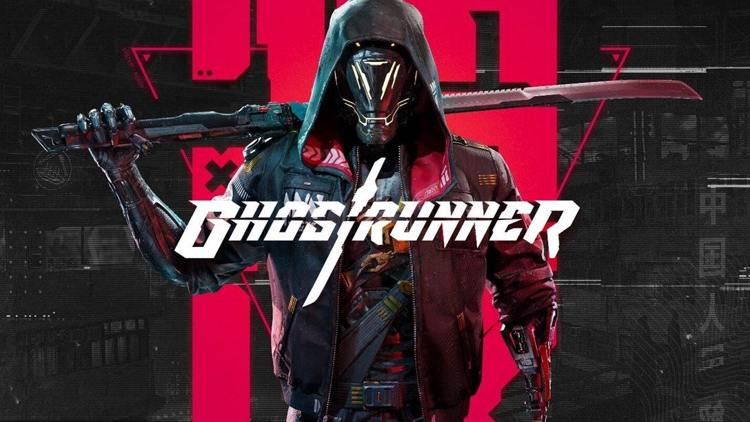 Rettet die Menschheit als ultimativer Cyber-Ninja: Ghostrunner erscheint für PlayStation 5