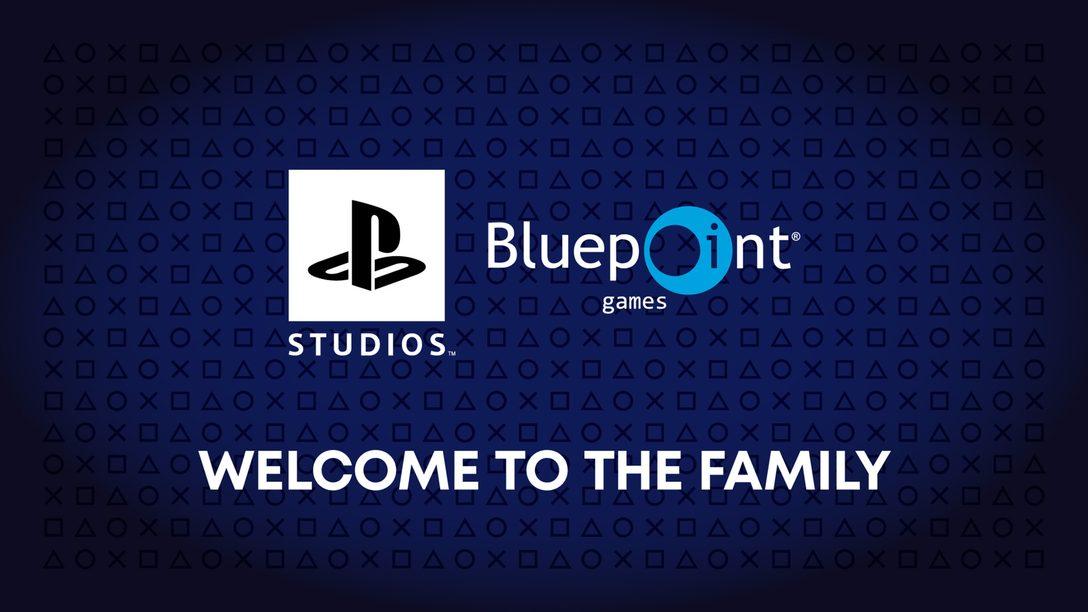 Wir heißen Bluepoint Games in der PlayStation Studios-Familie willkommen