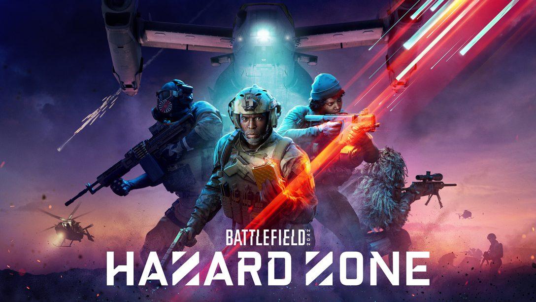 Battlefield Hazard Zone enthüllt: Ausführliche Infos zum neuen Erlebnis für PS4 und PS5