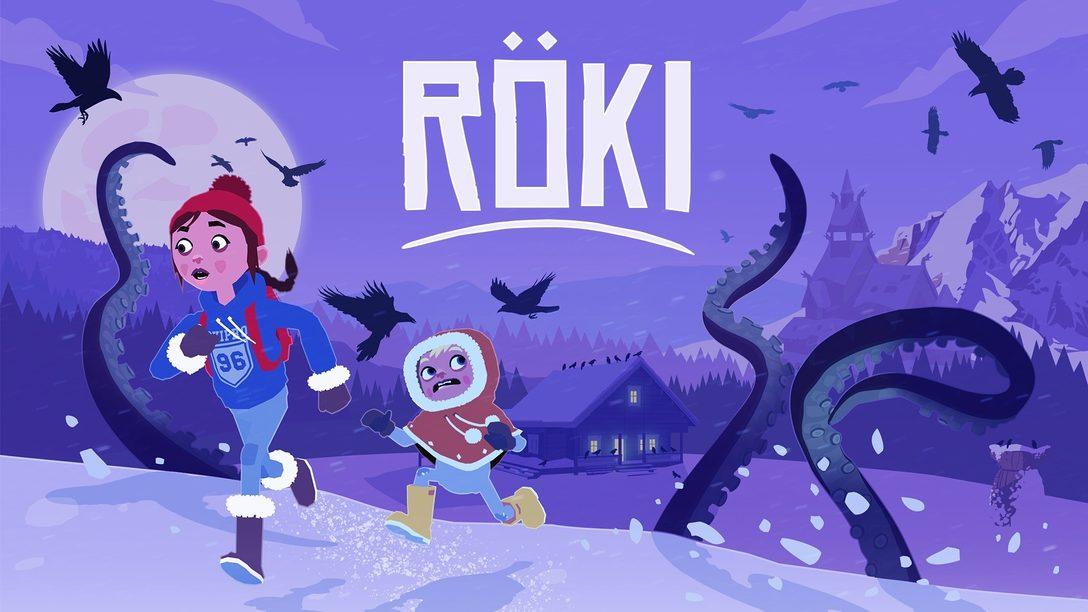 Das von Skandinavien inspirierte Adventure Röki kommt am 28. Oktober auf PS5