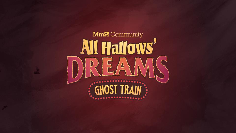 Alle an Bord für das CoMmunity-Projekt All Hallows' Dreams: Geisterbahn