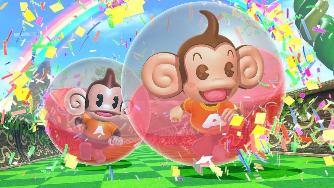 Super Monkey Ball Banana Mania: Ein Affenspaß für Bananenfans