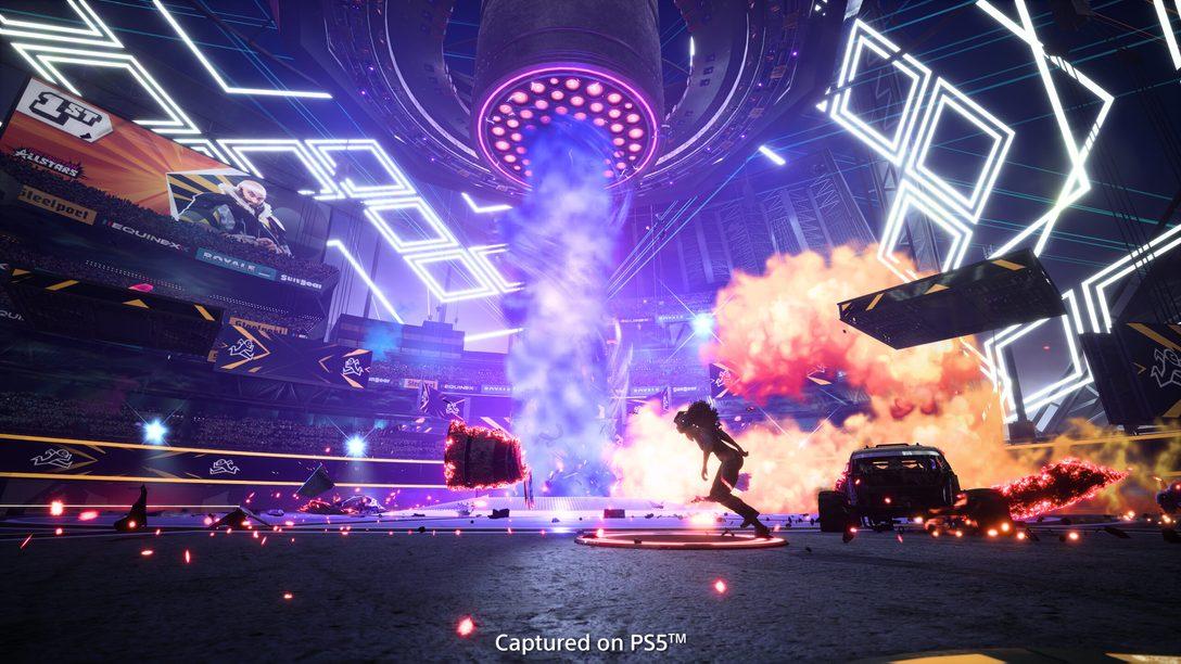 Neue Spielmodi fallen bei Destruction AllStars ein
