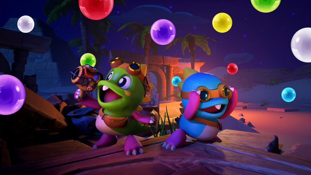 10 Tipps, um Puzzle Bobble 3D: Vacation Odyssey ab morgen direkt zu meistern